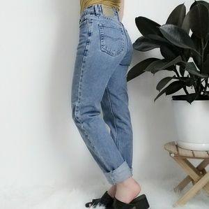 80-90s Vintage High Waisted Jorache Mom Jeans